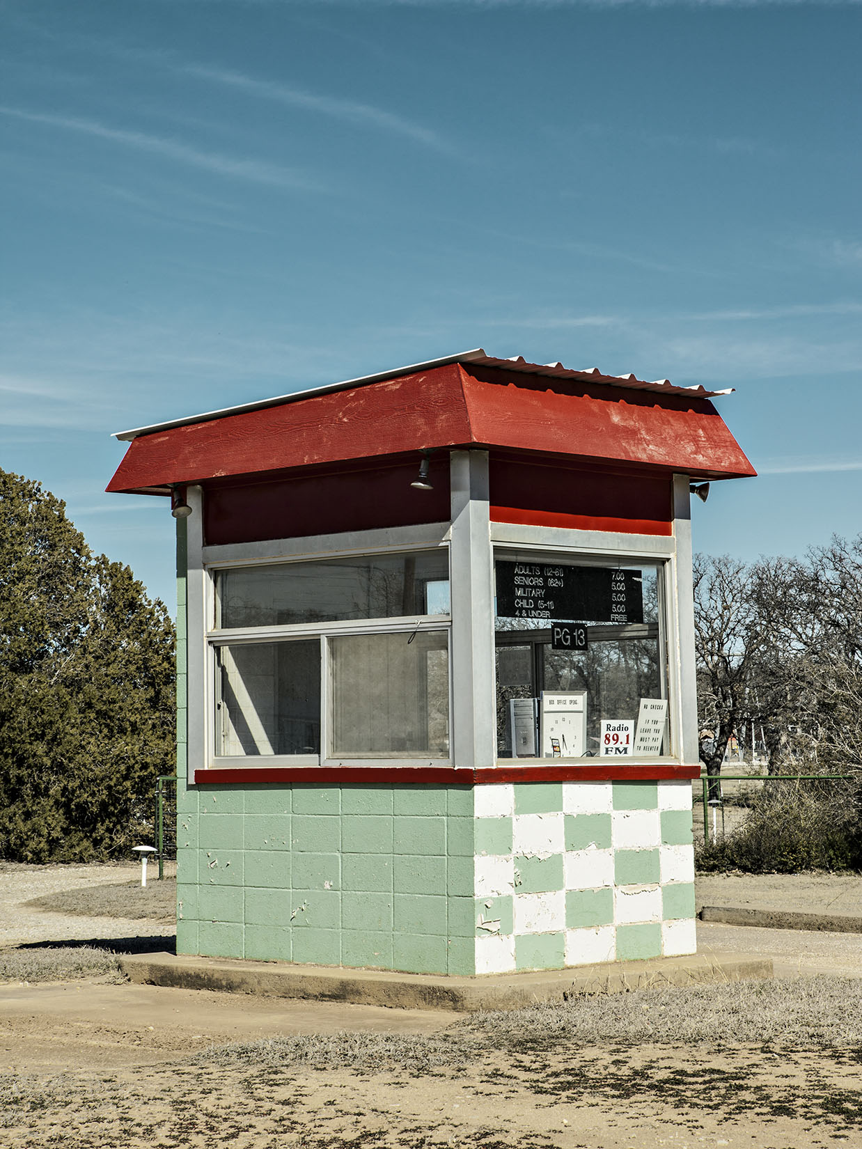 Fredrik Broden | Abandoned Drive-ins
